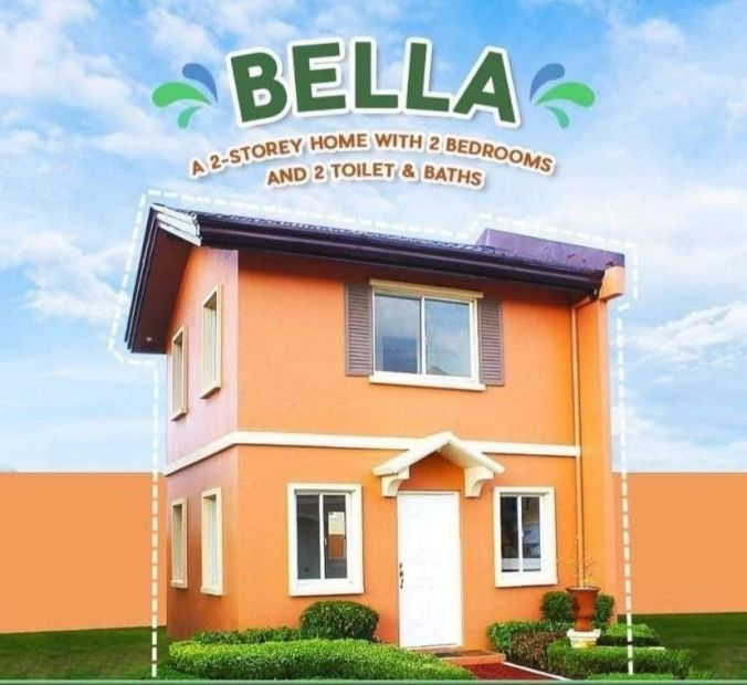 Cheap Apartments Near Journal Square: Affordable House And Lot In Camella San Jose City Nueva Ecija
