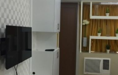 Studio Unit For Rent In Palm Tree Villas At Pasay
