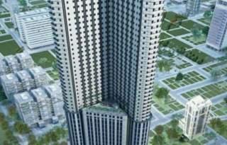 P9,000 Monthly DP Condominium Q C EDSA Near MRT GMA 7