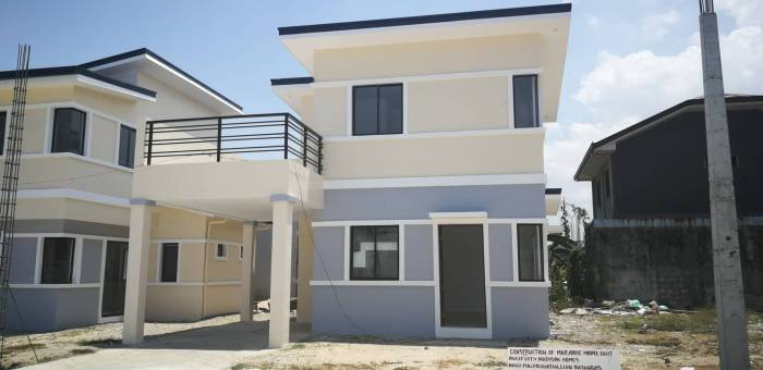 House And Lot For Sale In Lian Batangas Myproperty